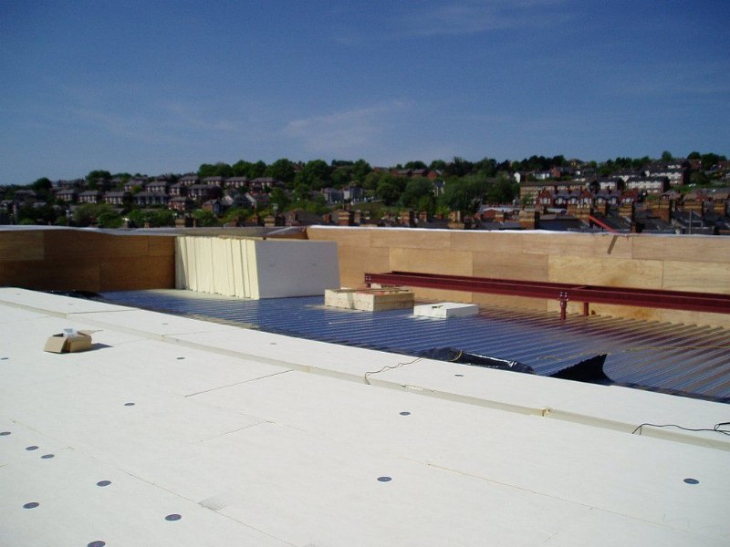 Tesco Extra Ma Hartley Roofing Case Study