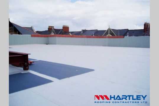 MAHartley Roofing